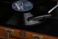 巫1900黑胶唱机黑胶模式