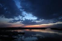 衡水湖风光