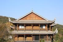 日式亭台楼宇