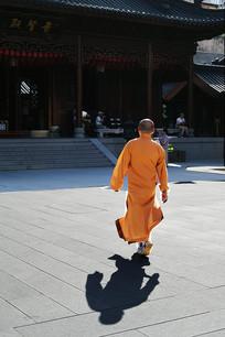 上海玉佛寺僧人