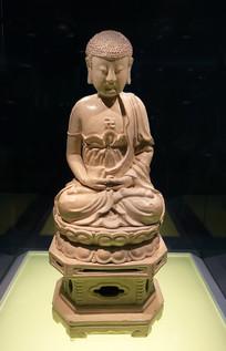 明代漳州窑佛像