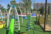 儿童活动区拓展项目攀爬组合