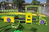 儿童乐园室外玩具攀爬运动组合