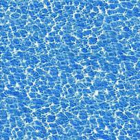 蓝色水波背景素材