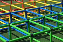 室外儿童乐园拓展玩具翻越组合