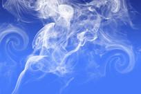 烟雾纹背景