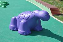 幼儿园的海龟仿真玩具