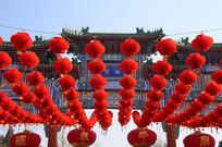 地坛庙会过春节