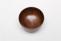 俯视圆木碗