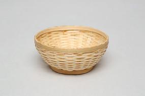 手工编织工艺品竹碗