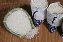 五谷杂粮大米白米