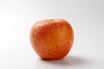 带水珠的苹果