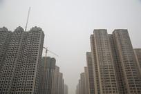 城市在建高楼