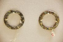 嵌松石手环