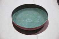 青铜钵汉代