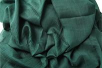 墨绿色围巾