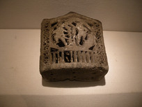 土陶建筑装饰品