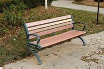 公园里的长椅