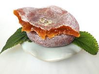 美食柿子饼