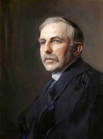 欧内斯特·卢瑟福肖像画