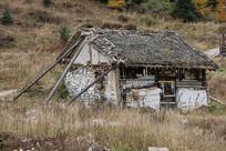 危房废弃的老屋