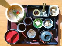 豆腐宴日本美食