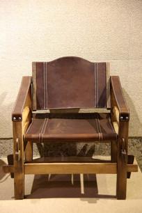 非洲皮沙发椅