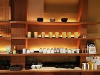 日本茶道工作台