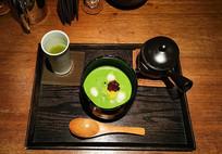 日本茶道绿茶