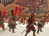 日本古代战争玩偶人