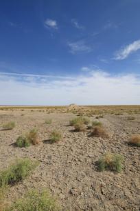 戈壁风光西北大漠