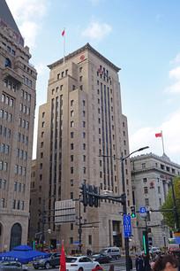 上海市外滩中国银行