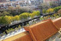 济南小区摄影图