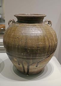 南北朝时期青釉瓷罐