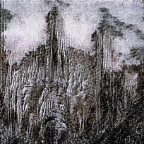 复古黑是天然背景图案