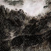 复古黑天然背景贴图