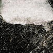水墨复古天然形成贴图