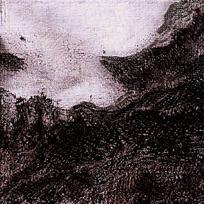 天然纹理水墨背景图形