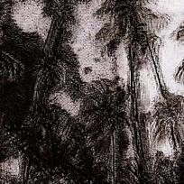 纹理背景水墨复古图形