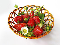 草莓一果篮
