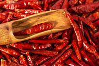 红辣椒背景