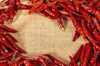 红辣椒边框