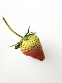 静物青草莓