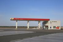 京新高速中石化服务区加油站