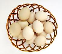 一筐鸡蛋静物