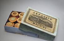 早期华洋贸易进口物品洋线