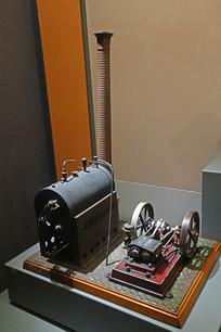 徐汇公学的教具蒸汽机模型