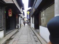 中国古镇小巷摄影