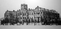 1896年南洋公学(老照片)