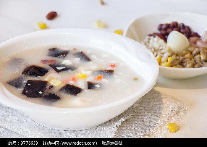 潮汕糖水摄影图片